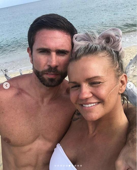 S proměnou jí pomohl i partner a osobní trenér v jednom Ryan Mahoney.