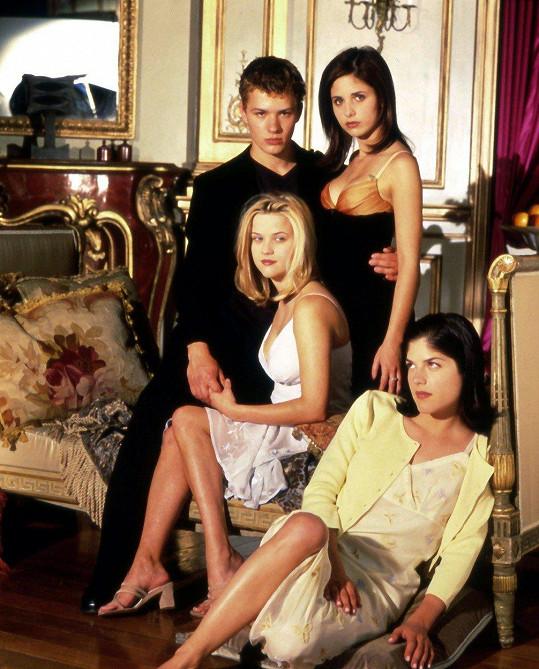 Hlavní představitelé filmu Velmi nebezpečné známosti (1999)