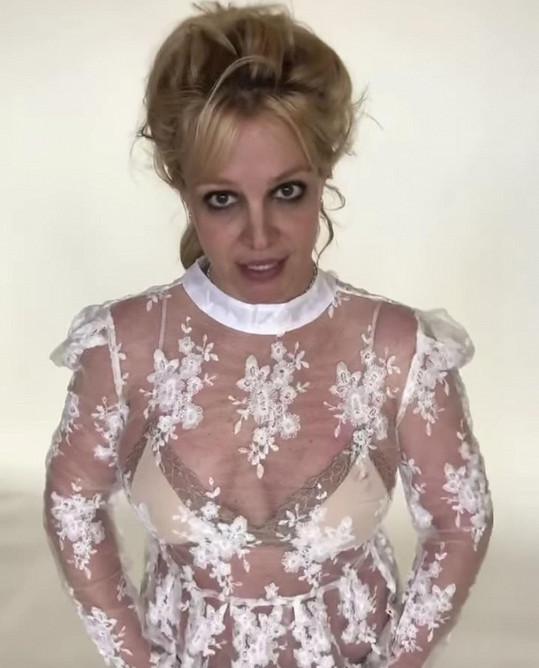 Maminka Britney by si přála, aby se dcera vrátila ke zpěvu.