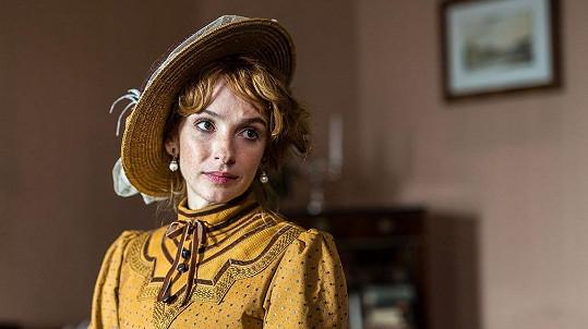 Vicu Kerekes uvidíme na Primě v seriálu 1890.