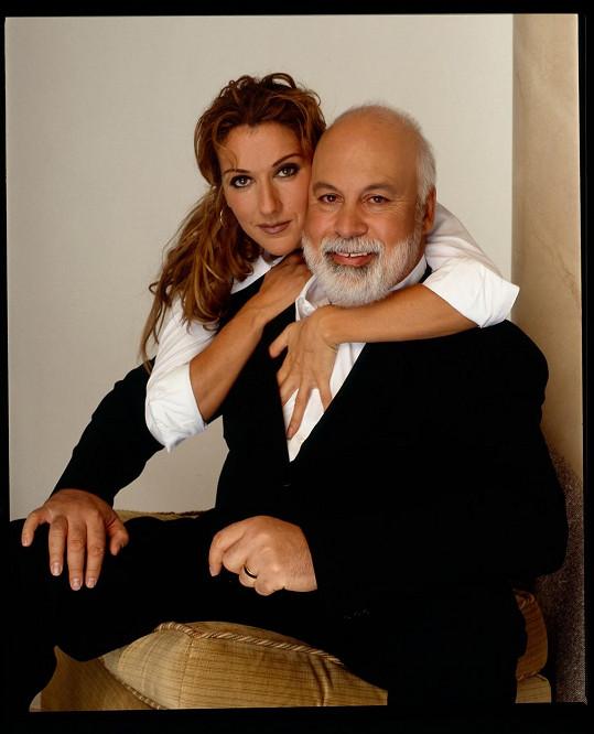 René Angelil stál u zrodu kariéry své manželky.