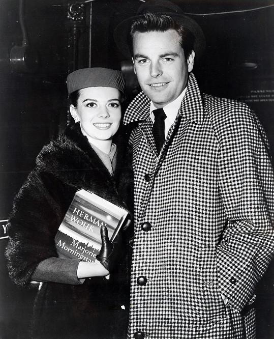 Podezřelým byl její manžel Robert Wagner.