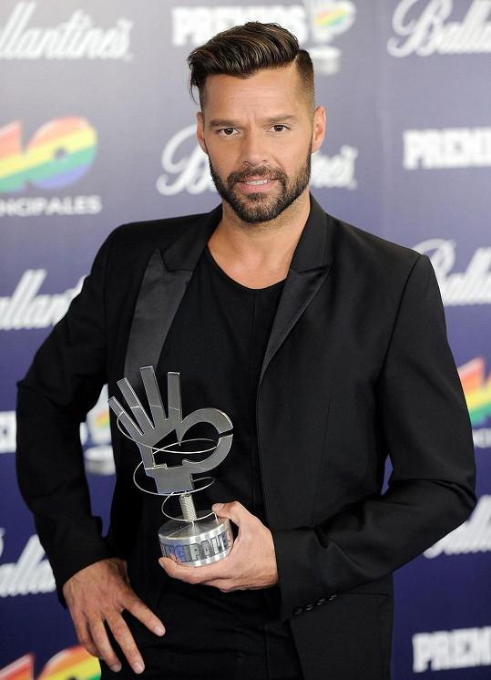 Ricky Martin bude v příštím roce trojnásobným tatínkem.