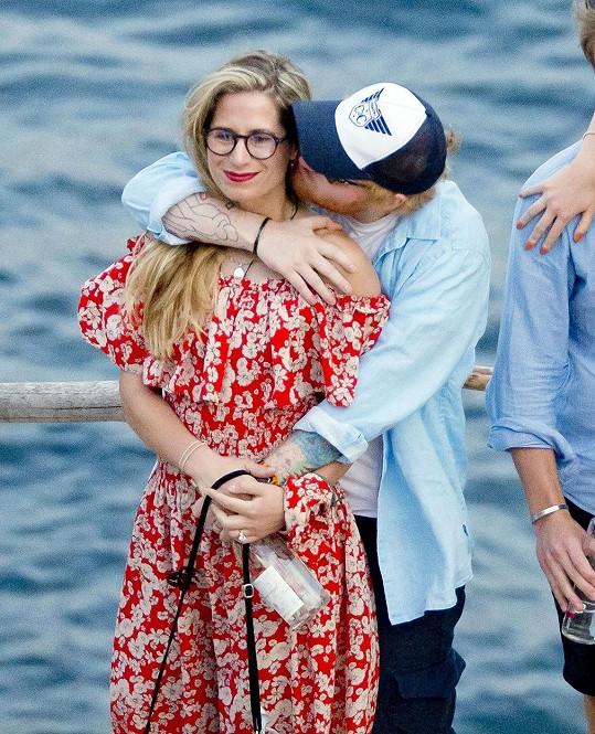 Tajnou svatbu měli na konci roku 2018.