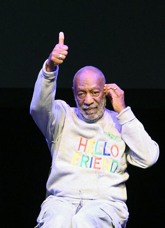 Bill Cosby čelí jednomu obvinění za druhým.