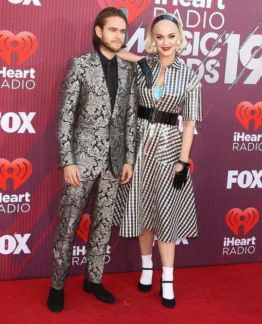 Katy Perry a Zedd