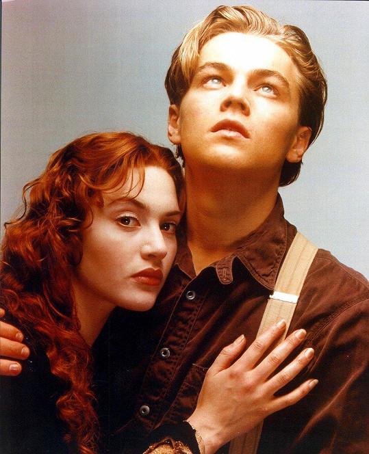 Diváci mají Titanic spojený s Kate Winslet a Leonardem DiCapriem.