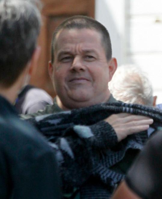 Mark Wahlberg natáčí film Stu. Pro roli plánoval přibrat 13,5 kil, zbytek obstará kostým a maska.