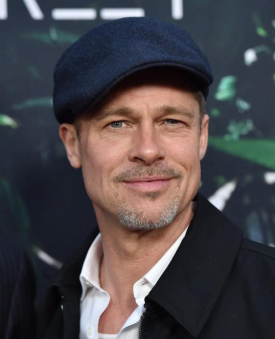 Brad Pitt patří k nejžádanějším mužům v Hollywoodu.