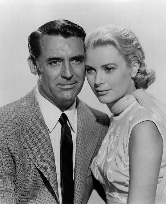 Jedním z vrcholů Grantovy kariéry byl Hitchcockův film Chyťte zloděje (1955). Hrál v něm s Grace Kelly.