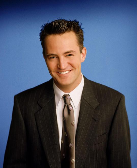 Jako sarkastického Chandlera ho fanoušci milují.