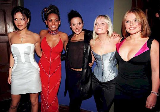 Spice Girls v roce 1998
