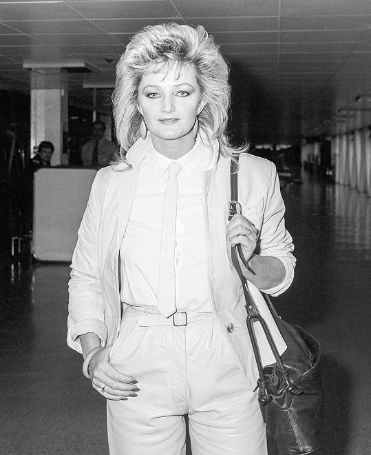 Velkou část své kariéry nosila trvalou.