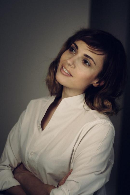 Lívia Bielovič je neuvěřitelně krásná.