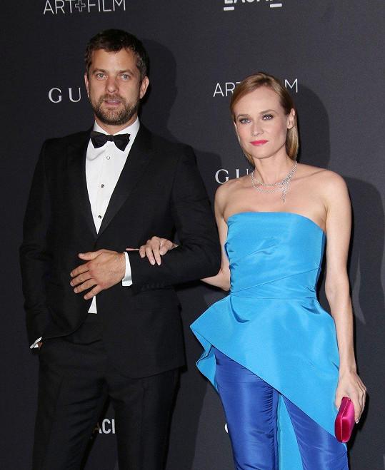 Jackson a Diane Kruger spolu strávili deset let.
