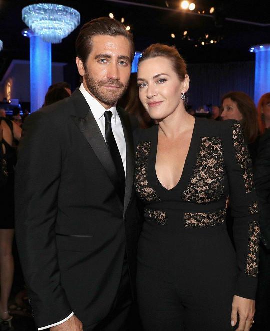 Nejlepší herecké výkony letos předvedli Kate Winslet a Jake Gyllenhaal.