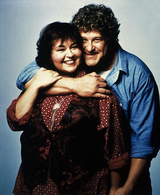 Roseanne a John byli pořádní cvalíci.