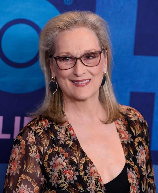 Meryl Streep vydělala letos 553 032 000 korun. Většinu z toho dělá honorář za komedii Let Them All Talk.