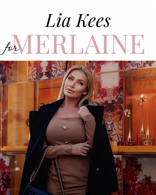 V magazínu Merlaine