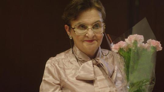 Jednu z hlavních rolí si zahrála také Eva Holubová.