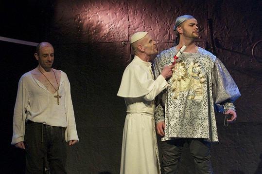 V muzikálu Lucrezia Borgia