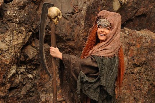 Jako mladou Zubatou uvidíme Sabinu Skalickou.