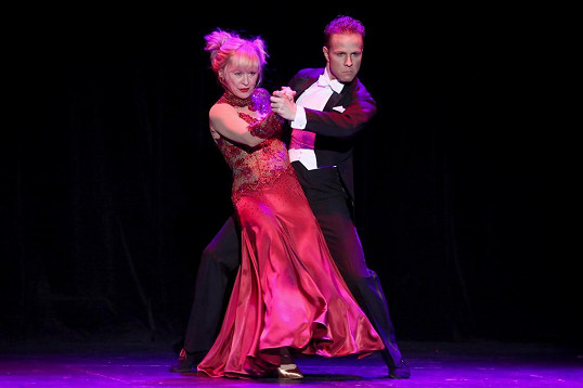 Jako hosté vystoupili Dana Batulková s Janem Onderem.