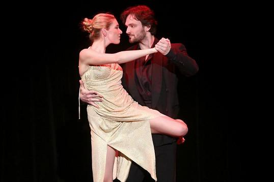 Tanec je její vášní.