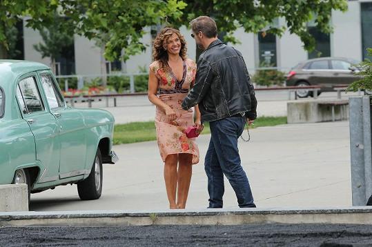 Eva bude flirtovat s Davidem Matáskem.
