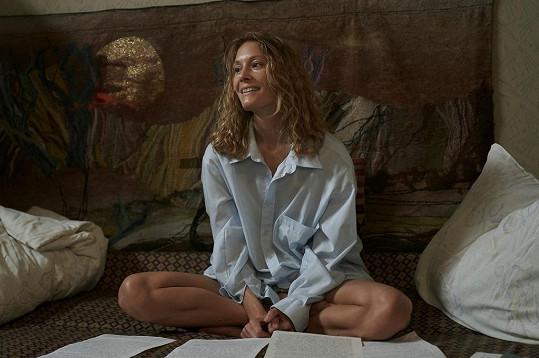 Bára ve filmu Havel, za který byla nominována jako herečka ve vedlejší roli na Českého lva.