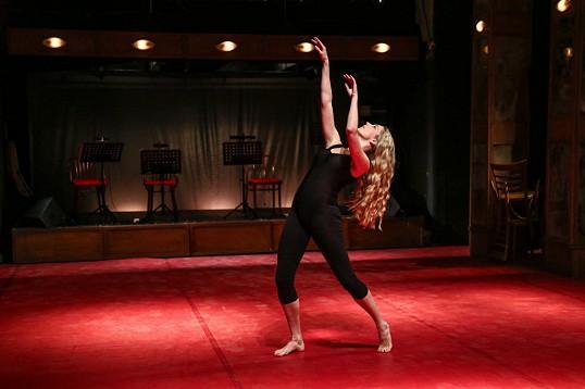 Henrieta Hornáčková se v Rokoku představí jako tanečnice.