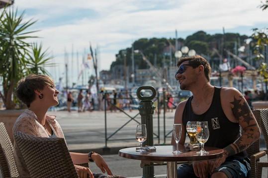 Vojta Kotek ve filmu Prázdniny v Provence