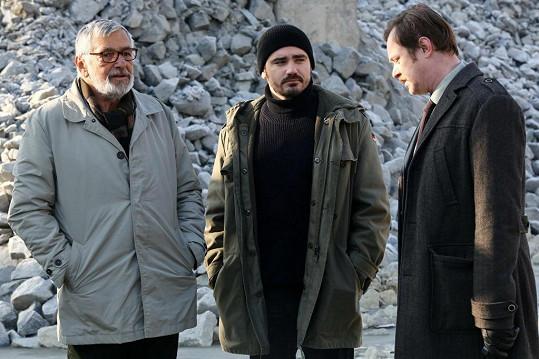 V seriálu se opět objeví i Jiří Bartoška.