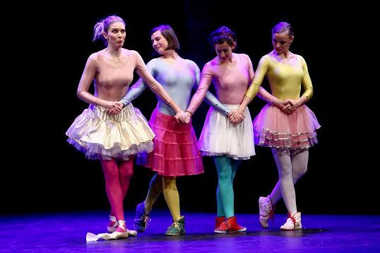 Jen u baletu nezůstalo...