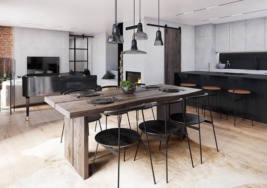 Autorkou interiéru je designérka Martina Pištěláková a její tým.