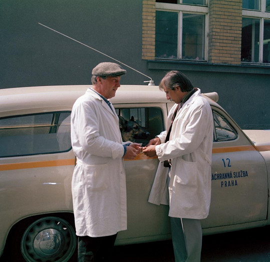 Miroslav Zounar a Pavel Zedníček