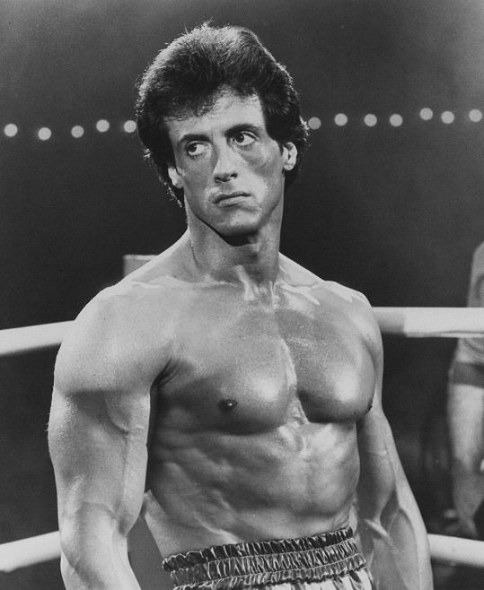 Sylvester Stallone v Rocky III