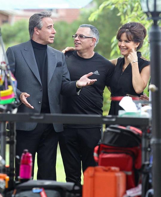 Travolta ztvární gangstera Johna Gottiho a jeho žena Kelly Preston jeho filmovou manželku.