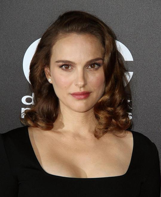 Natalie Portman se chystá na druhý porod.