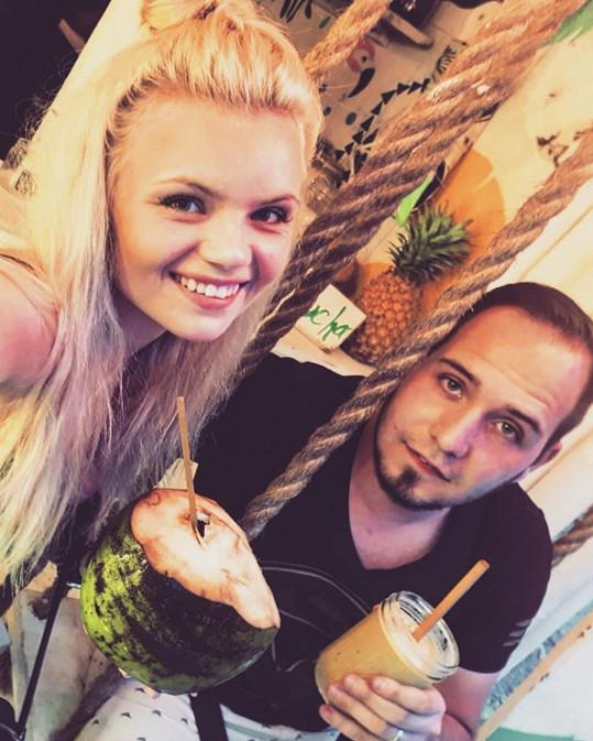 S manželem Antonínem