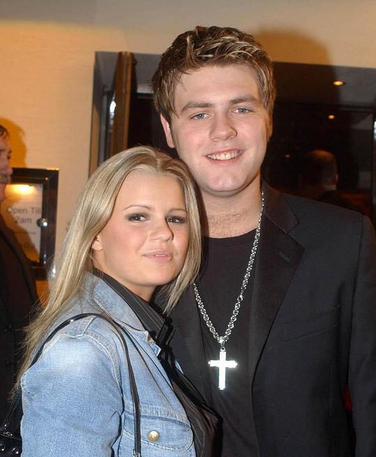 Brian McFadden (40) opustil skupinu v roce 2004. Byl už dvakrát ženatý a s první manželkou Kerry Katonou z Attomic Kitten (na snímku) má dvě děti. Aktuálně čeká dítě se svou nynější snoubenkou, blogerkou Danielle Parkinson.