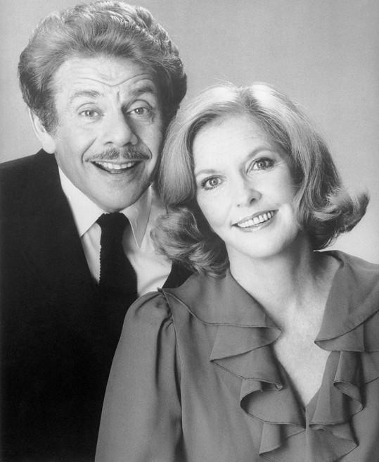 Anne a Jerry tvořili nerozlučnou komediální dvojici.