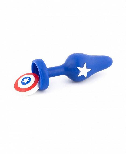 I Captain America pronikl do světa erotiky.
