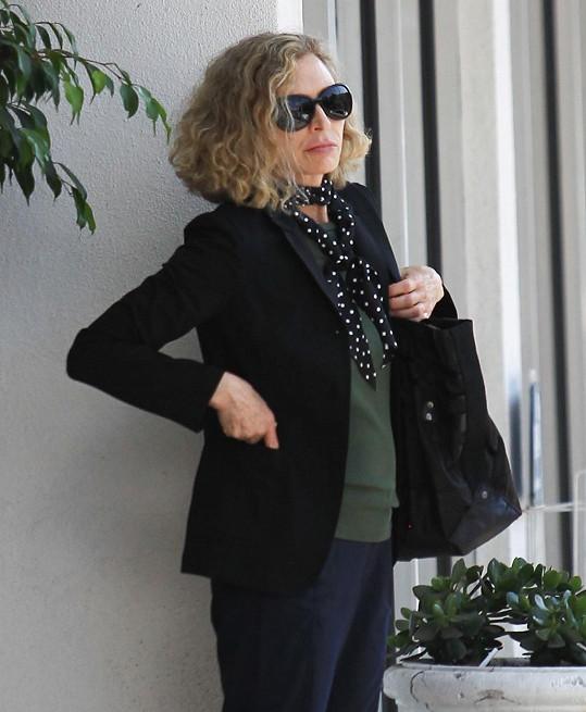 Michelle Pfeiffer bude za dva roky šedesát...