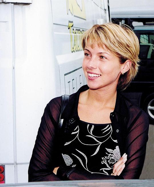 Nicol Lenertová moderovala na Nově Sportovní i Televizní noviny.