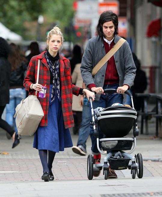 Se zesnulou manželkou Peaches Geldof má Cohen dva syny - Astalu a Phaedru.