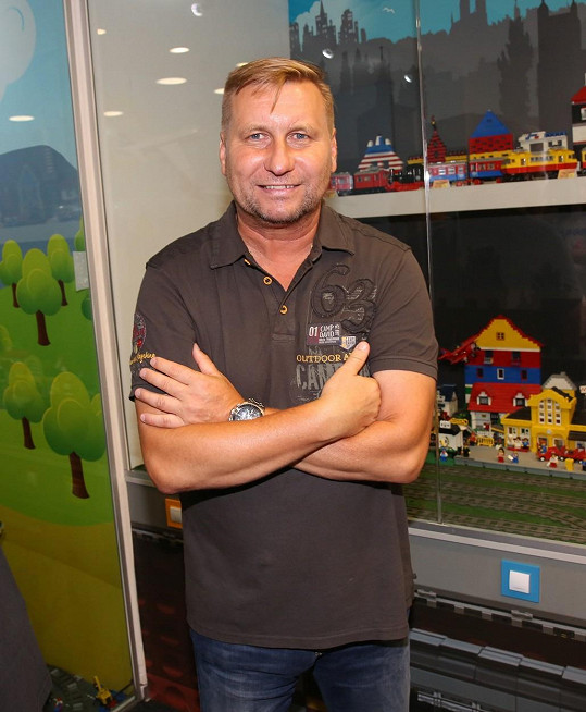 Bývalý fotbalový útočník Horst Siegl se v srpnu stane poprvé dědečkem.