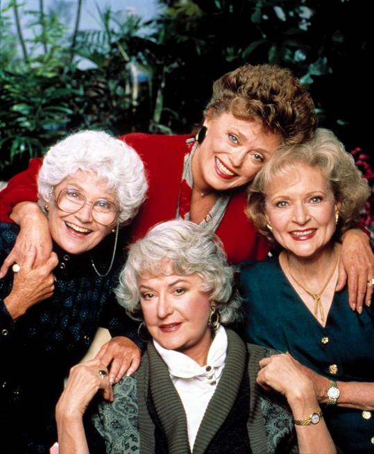Proslula díky seriálu The Golden Girls.