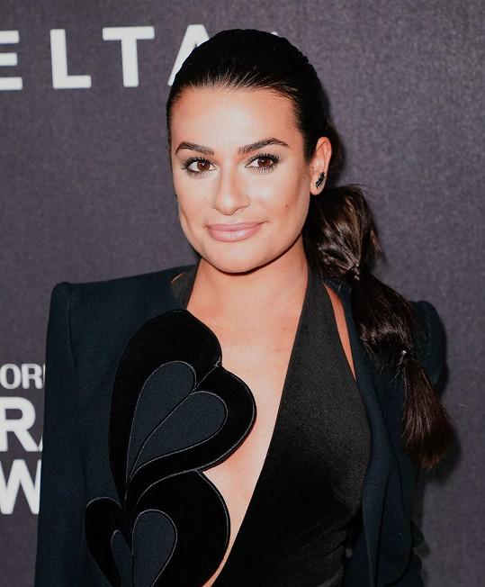 Lea Michele byla kolegy obviněna z šikany a rasismu na pracovišti.