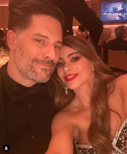 S manželem Joem